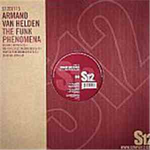 Armand Van Helden - The Funk Phenomena download free