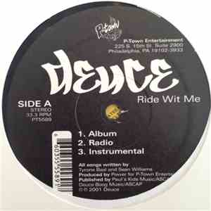 Deuce  - Ride Wit Me / This Is For My... download free