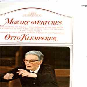Mozart, Otto Klemperer - Overtures download mp3 flac