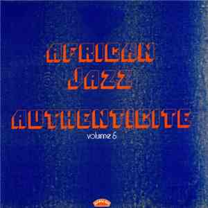 Orchestre African Jazz - African Jazz Authenticité (Volume 5) download free